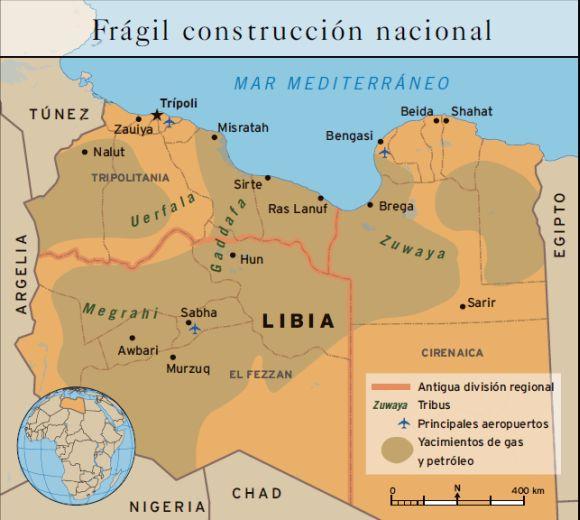 El Conflicto De Libia Hay Solucion Javier Jimenez Olmos