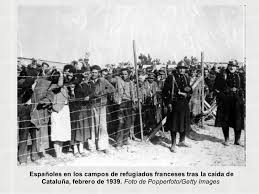 Refugiados en francia