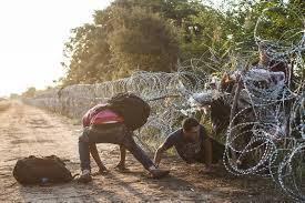 refugiados en hungria