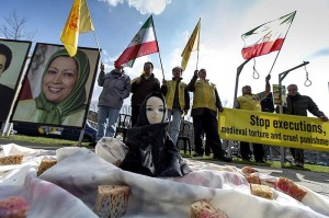 stop execution in iran