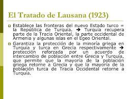 Tratado Lausana